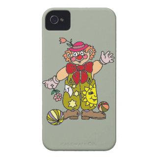 Clown 1 coque Case-Mate iPhone 4
