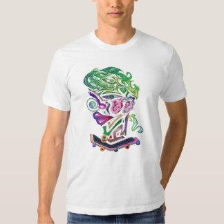 Clown de patin t-shirt