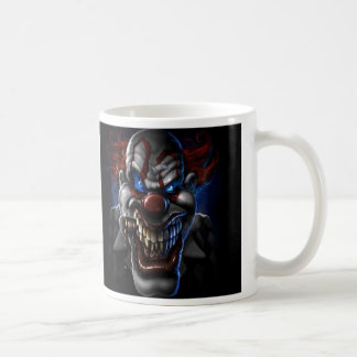 Clown et cigare mauvais mug