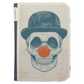Clown mort étui clavier kindle