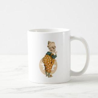 Clown squelettique mug
