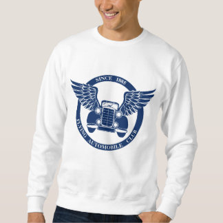 Club d'automobile de vol sweatshirt