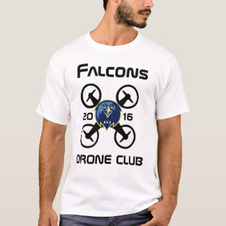 Club de bourdon de Falcons T-shirt