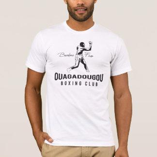 Club de boxe d'Ouagadougou T-shirt