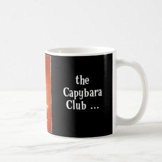 Club de Capybara Mug
