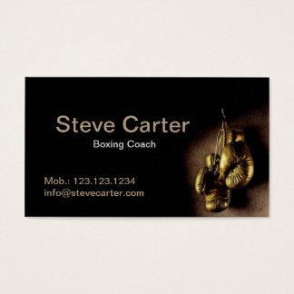 Club de carte de sport d'anneau professionnel de