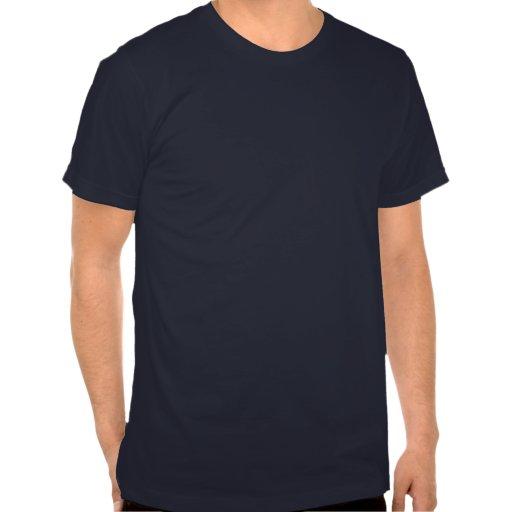 Club de cm Moto (pochoir blanc vintage) T-shirt