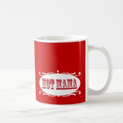 Club de maman chaude tasse à café