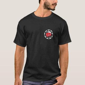Club de voiture de Saturn des chemises d'obscurité T-shirt
