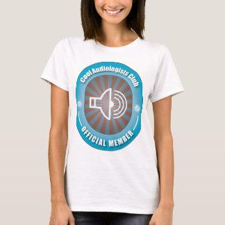 Club frais d'audiologistes t-shirt