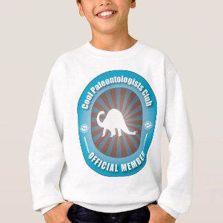 Club frais de paléontologues sweatshirt
