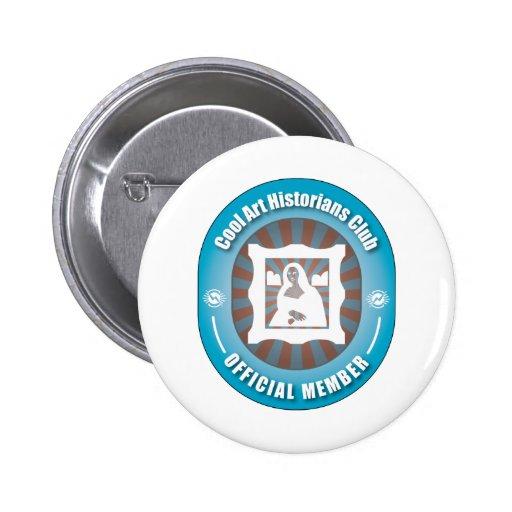 Club frais d'historiens d'art badges