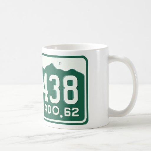 CO62 MUG À CAFÉ