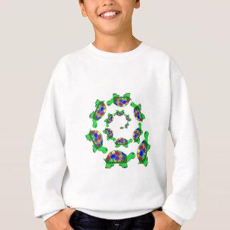 Coalition de tortue sweatshirt