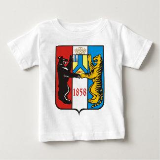 Coat_of_Arms_of_Khabarovsk T-shirt Pour Bébé