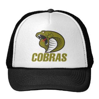 Cobras Casquettes De Camionneur