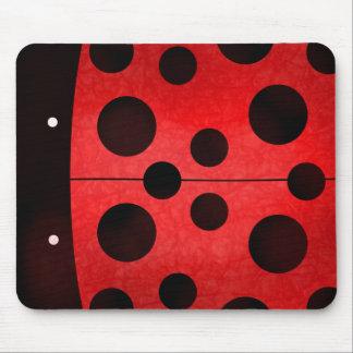 Coccinelle de Ladybird - tapis de souris