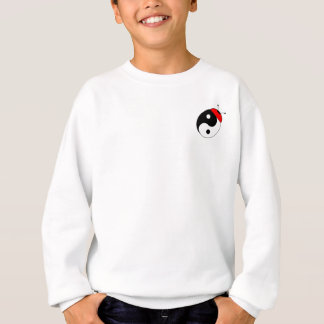 coccinelle harmonia sweatshirt