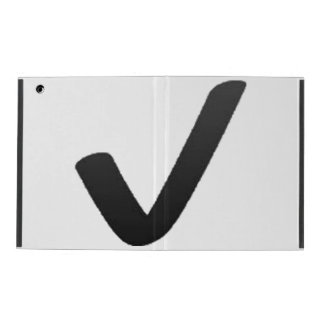 Coche noir - Emoji Étui iPad