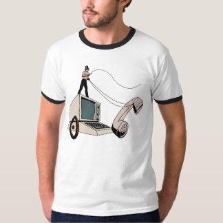 Cocher de pirate informatique t-shirt