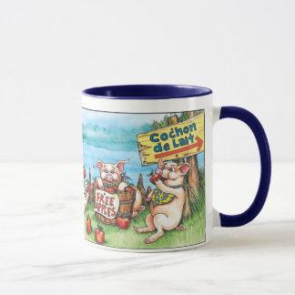Cochon de lait Mug