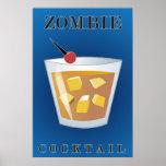 Cocktail de zombi posters