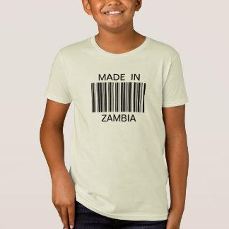 Code barres générique fait dans le T-shirt