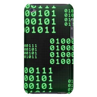 Code binaire pour le GEEK Coques iPod Case-Mate