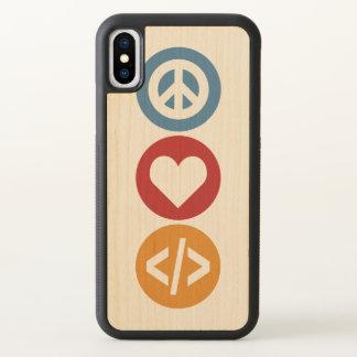 Code d'amour de paix