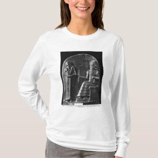 Code de Hammurabi, dessus du stele T-shirt