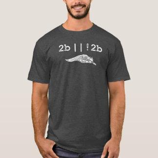 Code Shakespeare de promoteur T-shirt