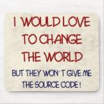 code source tapis de souris