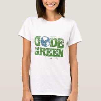 Codez le vert t-shirt