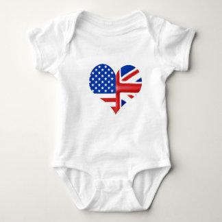 Coeur américain britannique body