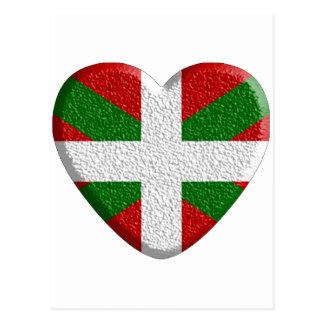 Coeur Basque texturé.png Cartes Postales