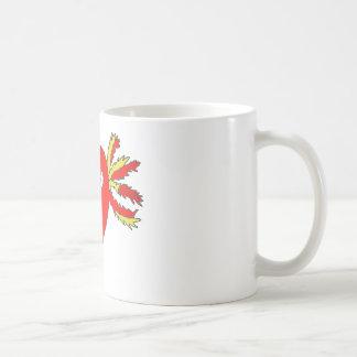 COEUR BOUILLANT.png Mug Blanc
