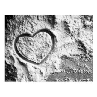 Coeur Carte Postale