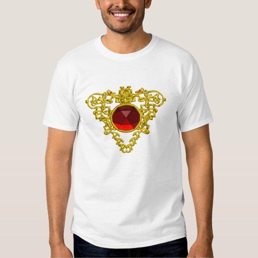 COEUR CELTIQUE pour toutes les couleurs T-shirt