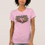 Coeur celtique t-shirts