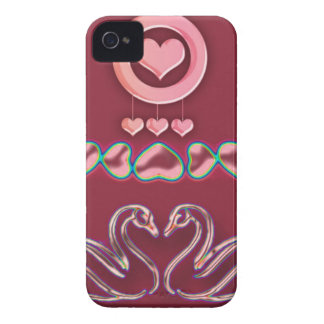 coeur coque iPhone 4 Case-Mate