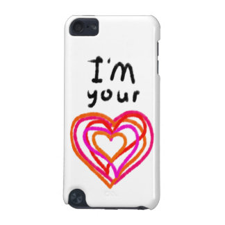 Coeur Coque iPod Touch 5G