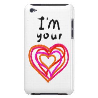 Coeur Coques iPod Case-Mate