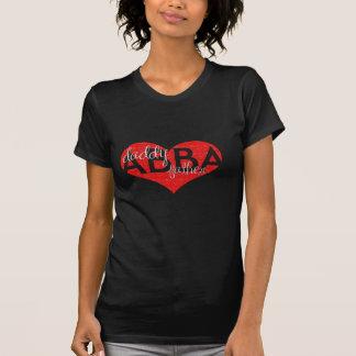 Coeur d'Abba T-shirt