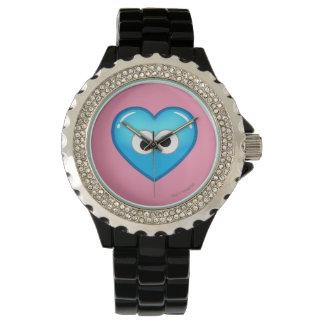 Coeur de biscuit montre