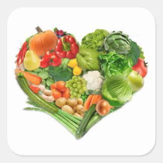 Fruits l gumes autocollants stickers fruits l gumes - Fruits et legumes de a a z ...