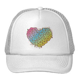 Coeur de ketmie casquettes