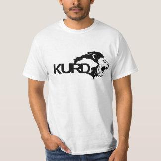 Coeur de lion de Kurde T-shirt