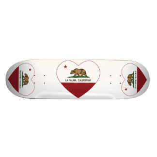 coeur de palma de La de drapeau de la Californie Planche À Roulette