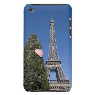 coeur de papier attaché à un arbre avec Tour Coque Case-Mate iPod Touch