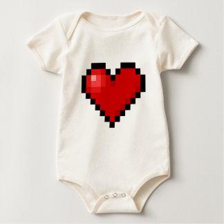 Coeur de pixel body